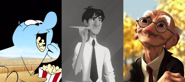 Los 10 mejores cortos de Pixar (PIXAR)