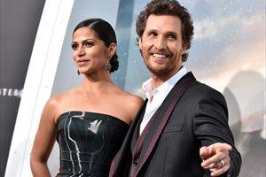 Matthew McConaughey, en sus 5 comedias románticas imprescindibles