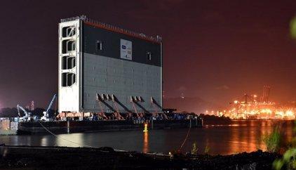 Panamá inaugura su nuevo Canal, la mayor obra de ingeniería de la historia