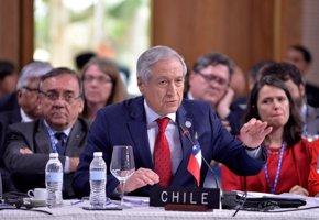 Foto: Chile acusa a Bolivia de buscar el enfrentamiento en sus diálogos por el río Silala (TWITTER)