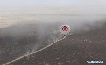 China prueba con éxito una nueva cápsula espacial tripulable (CMSE)