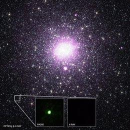 Agujeros negros clandestinos se atisban por la Vía Láctea (RAYOS X: NASA / CXC / UNIV. DE ALBERTA / B.TETAREN)