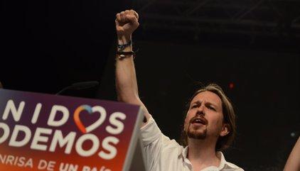 """Iglesias dice que Sánchez no responde a sus mensajes y cree que """"hará presidente a Rajoy"""""""
