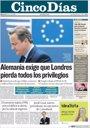 Foto: Las portadas de los periódicos económicos de hoy, 29 de junio