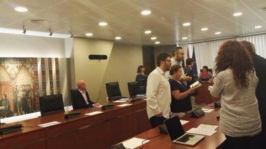 Foto: Sánchez deja la puerta abierta a ordenar nuevas comparecencias en la comisión que investiga la desaladora de Escombreras (PP)