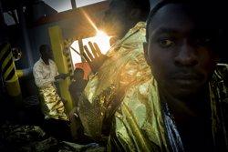 La Beca Photographic Social Vision recau en el relat de refugiats 'Líbia, Europa o mort' (RICARDO GARCIA VILANOVA)