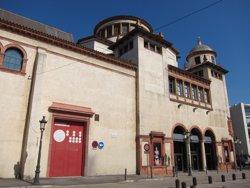 Els treballadors del Mercat de les Flors demanen adherir-se al conveni de l'Ajuntament de Barcelona (EUROPA PRESS)