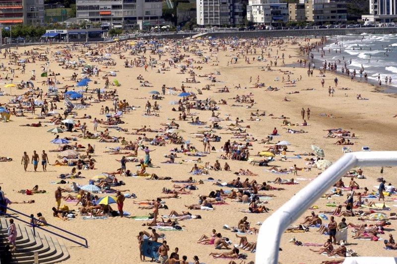 Junio se despide en Baleares con subida de las temperaturas