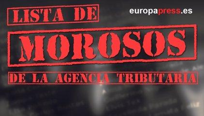 La Comunidad de Murcia, Sacyr, Canal Nou, Dani Alves y el Grupo Tremón entran en la lista de morosos