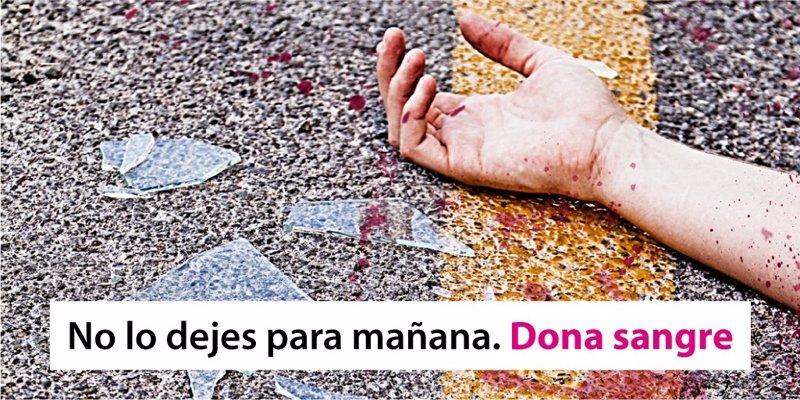 Banco de Sangre lanza una campaña para aumentar las donaciones en verano
