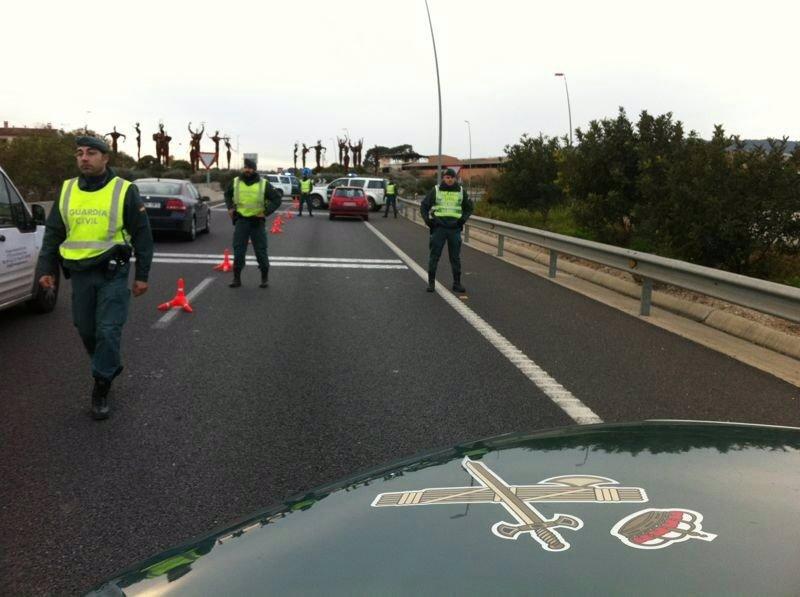Dos detenidos en Palma como presuntos autores de un delito de estafa a empresas de distribución de alimentos