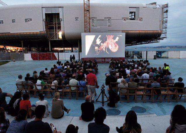 Foto: El I Campus de Cine del Centro Botín acercará desde este viernes el séptimo arte a los más jóvenes (CENTRO BOTÍN)