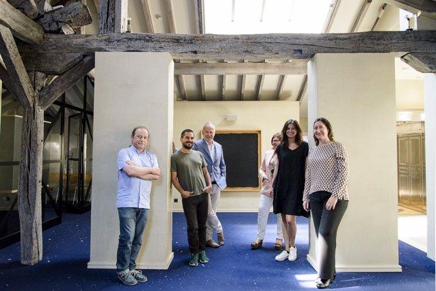 Foto: Siete artistas españoles y uno cubano, becas de Artes Plásticas de la Fundación Botín (EUROPA PRESS/AUGURE)
