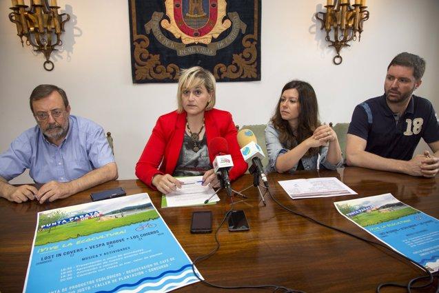 Foto: 'Punta Parayas On Air' sensibilizará sobre el medio ambiente con ocio y música (AYTO)