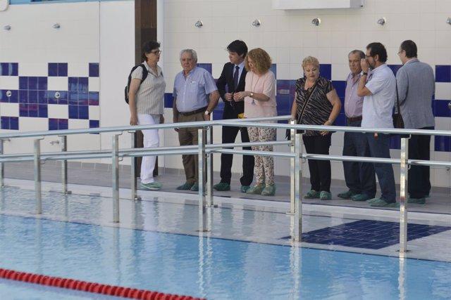 la piscina de alcosa reabre tras una inversi n de m s de