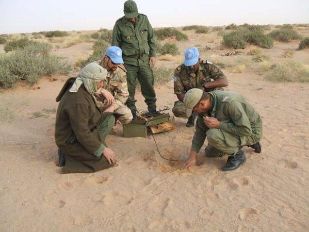 Foto: Marruecos y la ONU acuerdan el retorno de 25 miembros civiles de la MINURSO a El Aaiún (MINURSO)