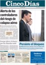 Foto: Las portadas de los periódicos económicos de hoy, jueves 14 de julio
