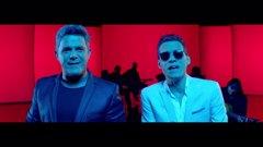 El espectacular dúo de Alejandro Sanz y Marc Anthony