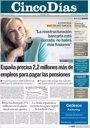 Foto: Las portadas de los periódicos económicos de hoy, lunes 18 de junio