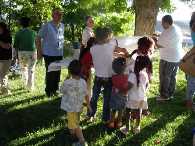 El padre jaime garralda premio voluntariado social por su defensa de los desfavorecidos - Voluntariado madrid comedores sociales ...