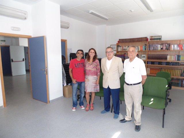 Igualdad cede diverso equipamiento y mobiliario de oficina for Mobiliario de oficina en cordoba
