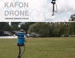 Llancen un projecte per finançar un dron que detectarà i detonarà mines antipersones (KICKSTARTER)
