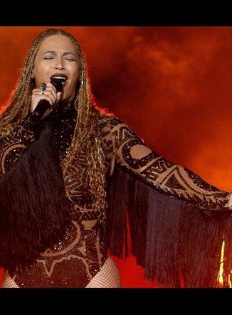 Así Beyoncé y su equipo crearon el vestuario de su gira Lemonade