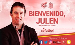 Julen Lopetegui, nomenat nou seleccionador nacional (SEFUTBOL)