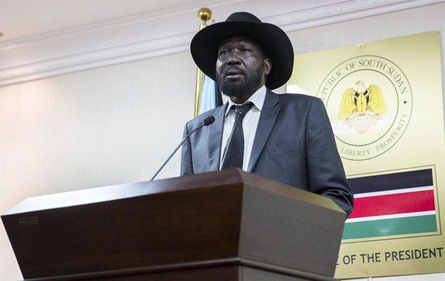 Foto: Kiir pide a Machar que regrese a Yuba tras los últimos enfrentamientos (STRINGER . / REUTERS)