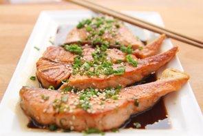 Más consumo de omega-3 se asocia a una mayor supervivencia al cáncer de colon (PIXABAY)