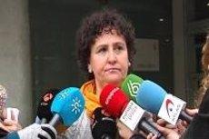 El Govern espanyol indulta parcialment María Salmerón, que no haurà d'entrar a la presó (EUROPA PRESS)