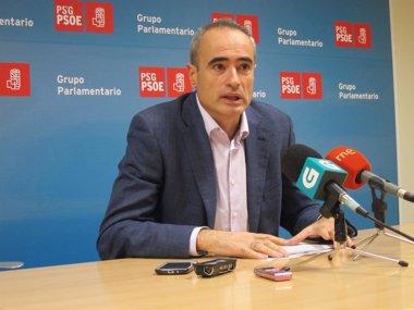 Foto: González Santín se suma a los diputados del PSdeG que desisten de ir en las listas (EUROPA PRESS)