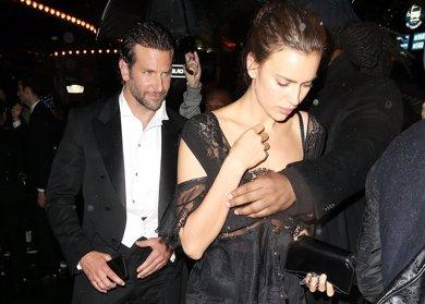 Irina Shayk y Bradley Cooper vuelven a pasear su amor por Italia