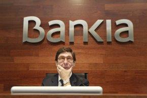 Foto: Bankia lidera las subidas del Ibex y repunta un 3,07% tras presentar resultados (EUROPA PRESS)