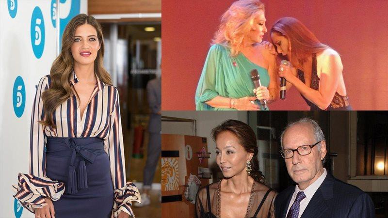 Las críticas a Sara Carbonero, el gran susto de Chayo Mohedano y la herencia de Miguel Boyer