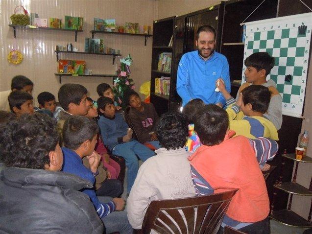 Foto: El ajedrez como instrumento de apoyo a huérfanos y presos en Etiopía (AJEDREZ SIN FRONTERAS)