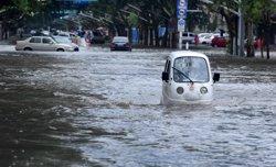 Almenys 87 morts i 16 milions d'evacuats pel temporal de pluges a la Xina (CHINA STRINGER NETWORK/REUTERS)