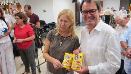 """Mas: """"Ni l'antiga CDC ni el PDC donaran suport en cap moment a Rajoy"""""""