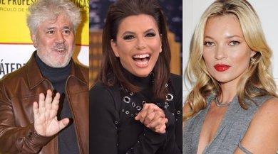 ¿Qué tienen en común Pedro Almodóvar, Kate Moss o Eva Longoria?