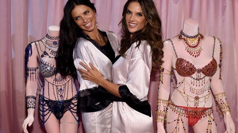 Alessandra Ambrosio y Adriana Lima, de top models a reporteras de los Juegos Olímpicos