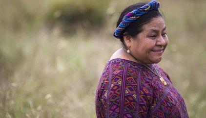 Rigoberta Menchú acude este domingo a los III Premios Platino del Cine Iberoamericano