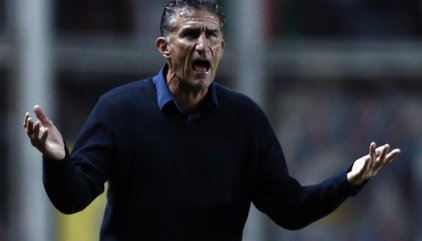 "Bauza, sobre el interés de la AFA: ""Tengo muchas ganas de dirigir a Argentina"""