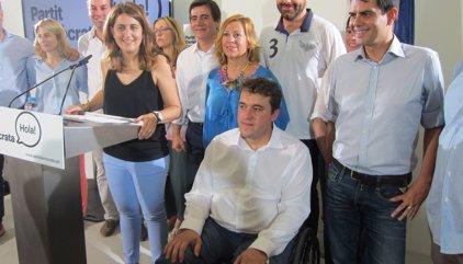 """AMP.- Pascal buscarà convertir el PDC en el """"referent polític"""" d'un Estat català"""