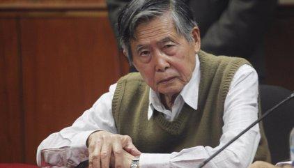 Perú.- Alberto Fujimori solicita formalmente un indulto