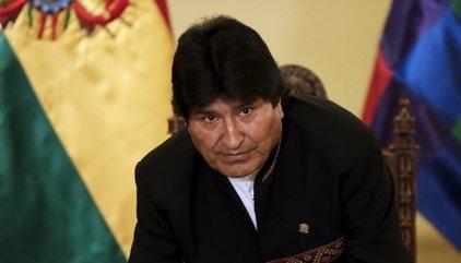 Bolivia/Chile.- Evo Morales y el canciller chileno se enzarzan en Twitter