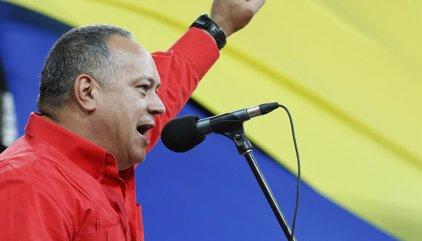 """Venezuela.- Cabello clama que no habrá revocatorio en 2016 y dice que dirigentes """"engañaron otra vez"""" a los opositores"""