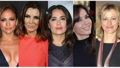 Jennifer Lopez y otras famosas que no aparentan su edad
