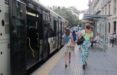 Bombardier y Endesa pujan por instalar en Madrid el primer bus eléctrico por inducción (EUROPA PRESS)