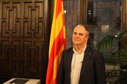 La Generalitat xifra en 400 els desallotjats pel foc de Blanes (Girona) (EUROPA PRESS)