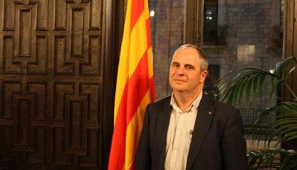 La Generalitat xifra en 400 els desallotjats pel foc de Blanes (Girona)